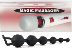 Adam & Eve Introduces the Magic Massager, Silicone Butt Beads
