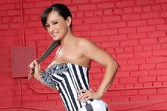 Lisa Ann Hosts Fantasy Football Show