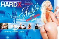 Anikka Albrite Delivers First Anal in Hard X Star Showcase