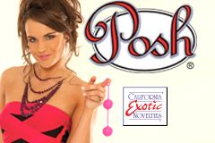 CalExotics Releases New Posh Toys