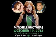 'Behind the Green Door' Remake Screening at Historic Mitchell Bros. Theatre