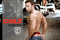 Colt Studio Group Partners With Fashion Company Timoteo