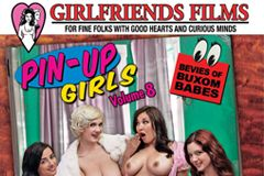 Girlfriends Films Set to Release 'Pin-Up Girls 8'
