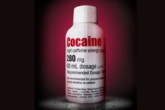 Holiday Products Picks Up 'Cocaine' Energy Drink