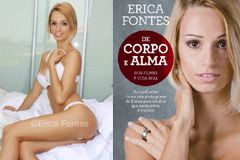 Portuguese Star Erica Fontes Releases Book