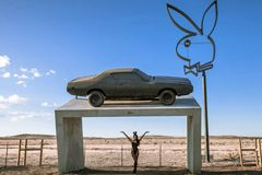 Playboy Forced to Take Down Texas Sculpture