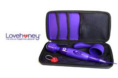 Lovehoney Releases Deluxe Magic Wand Vibrator Gift Pack