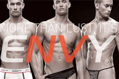Envy Menswear's Enhancement Pocket Designed for Male Confidence