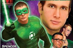Manville Entertainment's 'Green Lantern is Gay!' Hits Streets