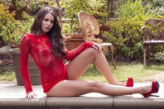 Allie Haze Is January Penthouse Pet of the Month