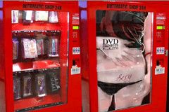 Italian Sex Toy Vending Machine Sparks Controversy