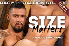 Raging Stallion's 'Size Matters' Hits Streets