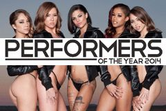 Elegant Angel Releases 'Performers of the Year 2014'
