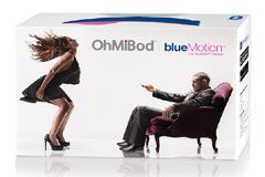 OhMiBod Unveils blueMotion Wearable Massager