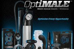 Doc Johnson Ships OptiMALE Collection