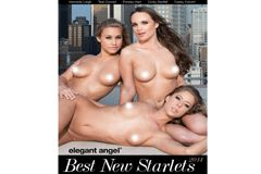 Elegant Angel Releases 'Best New Starlets 2014'