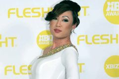 Venus Lux Named XBIZ Transsexual Performer of the Year