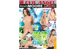 Kevin Moore Ushers In 'Brand New Girls' in Next Title
