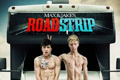 CockyBoys' 'RoadStrip' Releases on DVD, Blu-Ray
