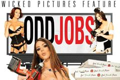 Wicked Pictures Releases Jonathan Morgan's 'Odd Jobs'