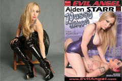 Aiden Starr Joins Evil Angel Roster of Directors