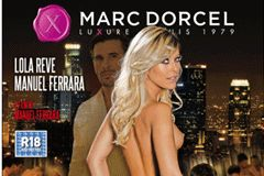 Marc Dorcel Releases Manuel Ferrara's 'Orgy Initiation of Lola'