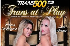 Trans 500 Streets Latest 'Trans at Play' Volume