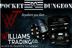 Williams Trading Launches Pocket Dungeon