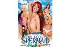 DreamZone's 'The Little Spermaid' Receives XBIZ Editor's Choice