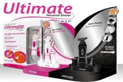 Swan Launches Redesigned Ultimate Personal Shaver