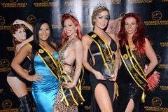 Tali De'Mar, Angela Sommers Win Exotic Dancer Crowns