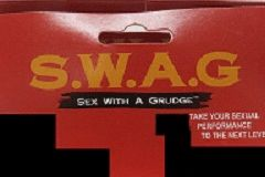 FDA Issues Warning for S.W.A.G. Penis Pill