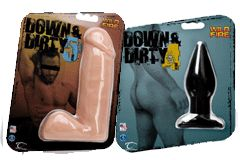 Topco Sales Introduces 'Down & Dirty' Male Novelty Line