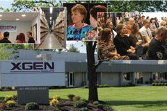 Xgen Products Celebrates Warehouse Grand Opening