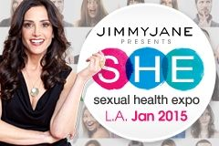 Jimmyjane Signs On as Sexual Health Expo Presenting Sponsor