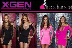 XGEN Products Introduces New Lapdance Styles, Expands Plus Size