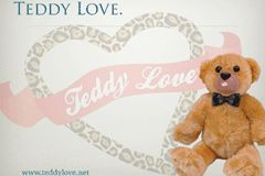 Teddy Love Is 'The Bear That Loves You Back'