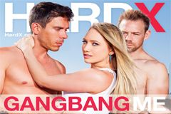 Hard X Releases 'Gangbang Me,' Featuring A.J. Applegate