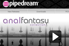 Pipedream Offering Anal Collection Instructional Videos