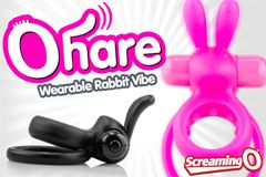 The Screaming O Debuts 'Ohare' Sex Toy