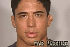 War Machine Faces Up to 32 Years in Prison, Nevada D.A. Says