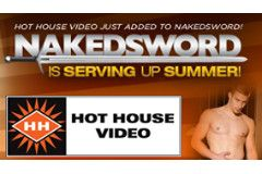 NakedSword Adds Hot House to Membership Lineup