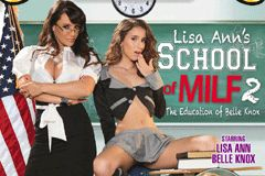 'Lisa Ann's School of MILF 2' With Belle Knox Available Sept. 2