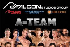 Falcon Studios Group Announces Performer 'A-Team'