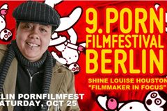 Shine Louise Houston Featured Filmmaker at PornFilmFestival Berlin