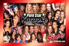 Porn Star Karaoke Celebrates 11-Year Anniversary Tuesday