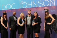 Doc Johnson Wins 2 EAN Magazine Erotix Awards
