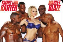 Devil's Film Announces New Interracial Gangbang Series, 'Blacked Out'