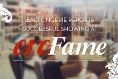 Baci Lingerie Reports Successful Showing at eroFame