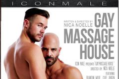 Icon Male's New Series, 'Gay Massage House,' Releases